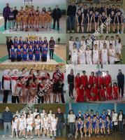 دوري الناشئات 2013 - 2014 - الفرق المتأهلة إلى نهائي سورية