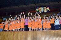 دوري السيدات 2013-2014 - تجمع الدور النهائي - تتويج سيدات الوحدة بطلات الدوري