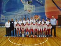المنتخب الوطني للسيدات ٢٠١١ - معسكر بيلاروسيا