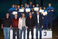 دوري الشباب - تجمع الدور النهائي - شباب الوحدة أبطال دوري موسم 2014-2015