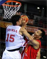 بطولة آسيا واهان 2011 - سورية × الصين - عبد الوهاب الحموي