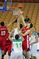 بطولة آسيا واهان ٢٠١١ - سوريا × أوزبكستان