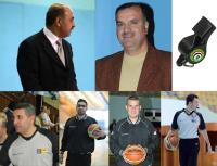 مشاركات خارجية للحكام و المراقبين الدوليين